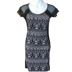 Vibe Sportswear Aztec Dress